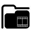 Folder, Videos Icon