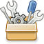 Gnome, Other, Preferences, Tools, Wrench Icon