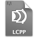 Document, File, Lcpp, Lpc Icon