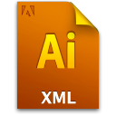 Ai, Document, File, Xmlfile Icon