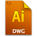 Ai, Document, Dwgfile, File Icon