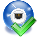 Connect, Established Icon