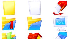 Cubist Icons