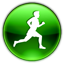 Man, Running Icon
