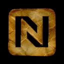Logo, Netvous, Square Icon