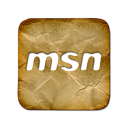 Logo, Msn, Square Icon