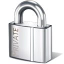 Lock, Padlock, Private, Safe, Safety, Security Icon