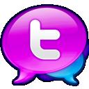 Large, Logo, Twitter Icon