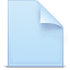 Document, File, New, Paper Icon