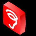 3d, Beos, Logo Icon