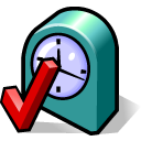 Beos, Clock, Settings Icon