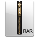 Gold, Rar Icon