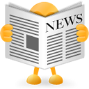 News, Paper Icon
