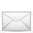 Mail, Plain Icon