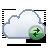 Cloud, Exchange Icon