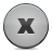Button, Close, Grey Icon