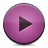 Button, Pink, Play Icon