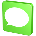 Message, Sms, Text Icon
