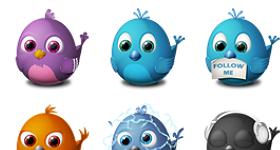 Birdies Icons