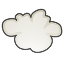 Cloud, Popcorn, Weather Icon