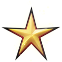 Christmas, Star Icon