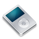 Apple, Ipod, Music, Player Icon