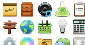 48px Web Iconset Icons