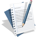Document, Edit, Resume, Text, Write Icon
