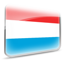 Design, Dooffy, Eu, Flags, Luxembourg Icon