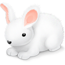 Bunny, Easter, Eggs, Rabbit Icon