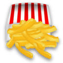 Fast, Food, French, Fries Icon