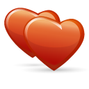 Day, Hearts, Love, Valentines Icon