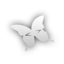 Butterfly, Indesign Icon