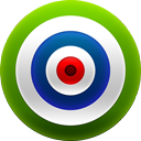 Green, Target Icon