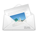 Email, Envelope, Letter, Mail, Newsletter Icon