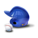 Baseball, Helmet, Sport Icon