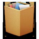 Cardbox, Full, Trash Icon