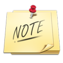 Note, Postit Icon