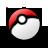 Pokeball, Pokemon Icon