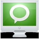 Monitor, Screen, Technorati Icon