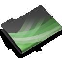 Dark, Excel Icon