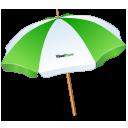 Holiday, Umbrella Icon