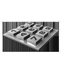 Blocked, Calculator Icon