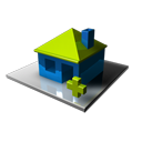 Add, Home Icon