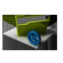 Delete, Folder, Full Icon