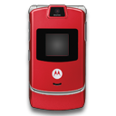 Razr, Red Icon