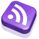 Feed, Icon, Purple Icon