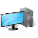 Vista, Workstation Icon