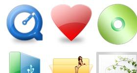 Oddiy Icons