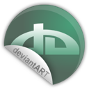 Ccink, Deviantart Icon